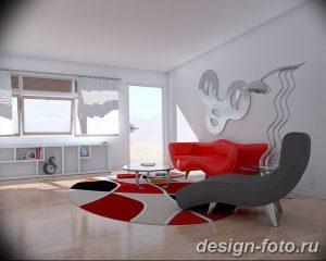 Фото Яркий стиль в интерьере 10.11.2018 №071 - Bright style in the interior - design-foto.ru