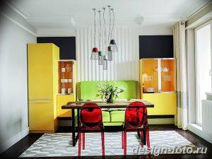 Фото Яркий стиль в интерьере 10.11.2018 №073 - Bright style in the interior - design-foto.ru