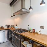 industrial style kitchen lighting Fresh industrial kitchen home