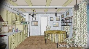 Фото Яркий стиль в интерьере 10.11.2018 №284 - Bright style in the interior - design-foto.ru