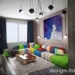 Фото Яркий стиль в интерьере 10.11.2018 №379 - Bright style in the interior - design-foto.ru
