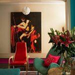 Фото Яркий стиль в интерьере 10.11.2018 №380 - Bright style in the interior - design-foto.ru