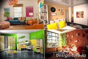Фото Яркий стиль в интерьере 10.11.2018 №456 - Bright style in the interior - design-foto.ru