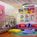 Фото Яркий стиль в интерьере 10.11.2018 №463 - Bright style in the interior - design-foto.ru