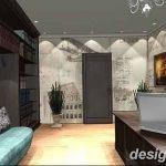 Фото Яркий стиль в интерьере 10.11.2018 №639 - Bright style in the interior - design-foto.ru