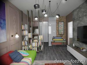 Фото Яркий стиль в интерьере 10.11.2018 №702 - Bright style in the interior - design-foto.ru