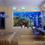 фото Аквариум в интерьере 28.11.2018 №005 - photo Aquarium in the interior - design-foto.ru