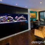 фото Аквариум в интерьере 28.11.2018 №014 - photo Aquarium in the interior - design-foto.ru