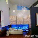 фото Аквариум в интерьере 28.11.2018 №018 - photo Aquarium in the interior - design-foto.ru