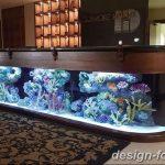 фото Аквариум в интерьере 28.11.2018 №021 - photo Aquarium in the interior - design-foto.ru