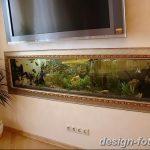 фото Аквариум в интерьере 28.11.2018 №022 - photo Aquarium in the interior - design-foto.ru