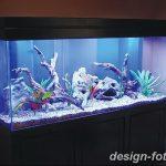 фото Аквариум в интерьере 28.11.2018 №035 - photo Aquarium in the interior - design-foto.ru