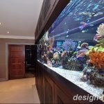 фото Аквариум в интерьере 28.11.2018 №036 - photo Aquarium in the interior - design-foto.ru