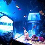 фото Аквариум в интерьере 28.11.2018 №040 - photo Aquarium in the interior - design-foto.ru