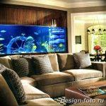 фото Аквариум в интерьере 28.11.2018 №042 - photo Aquarium in the interior - design-foto.ru