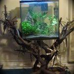 фото Аквариум в интерьере 28.11.2018 №067 - photo Aquarium in the interior - design-foto.ru