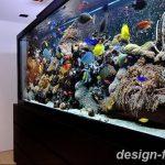 фото Аквариум в интерьере 28.11.2018 №068 - photo Aquarium in the interior - design-foto.ru