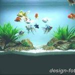 фото Аквариум в интерьере 28.11.2018 №073 - photo Aquarium in the interior - design-foto.ru
