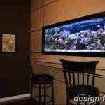 фото Аквариум в интерьере 28.11.2018 №075 - photo Aquarium in the interior - design-foto.ru