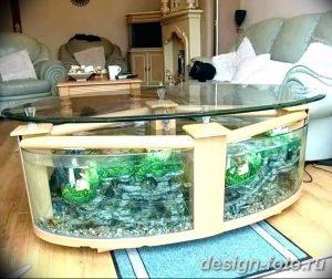 фото Аквариум в интерьере 28.11.2018 №083 - photo Aquarium in the interior - design-foto.ru