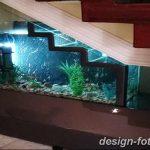 фото Аквариум в интерьере 28.11.2018 №091 - photo Aquarium in the interior - design-foto.ru