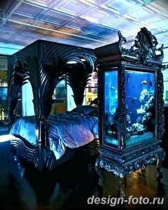 фото Аквариум в интерьере 28.11.2018 №094 - photo Aquarium in the interior - design-foto.ru
