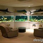фото Аквариум в интерьере 28.11.2018 №103 - photo Aquarium in the interior - design-foto.ru