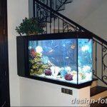 фото Аквариум в интерьере 28.11.2018 №112 - photo Aquarium in the interior - design-foto.ru
