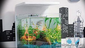 фото Аквариум в интерьере 28.11.2018 №128 - photo Aquarium in the interior - design-foto.ru