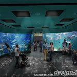фото Аквариум в интерьере 28.11.2018 №135 - photo Aquarium in the interior - design-foto.ru