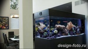 фото Аквариум в интерьере 28.11.2018 №136 - photo Aquarium in the interior - design-foto.ru