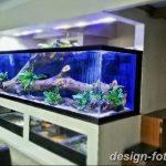 фото Аквариум в интерьере 28.11.2018 №143 - photo Aquarium in the interior - design-foto.ru