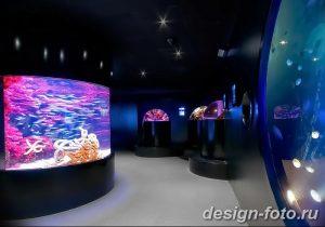фото Аквариум в интерьере 28.11.2018 №152 - photo Aquarium in the interior - design-foto.ru
