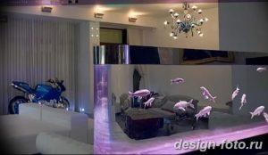 фото Аквариум в интерьере 28.11.2018 №153 - photo Aquarium in the interior - design-foto.ru