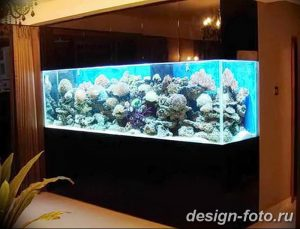 фото Аквариум в интерьере 28.11.2018 №157 - photo Aquarium in the interior - design-foto.ru