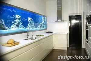 фото Аквариум в интерьере 28.11.2018 №159 - photo Aquarium in the interior - design-foto.ru