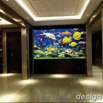 фото Аквариум в интерьере 28.11.2018 №163 - photo Aquarium in the interior - design-foto.ru