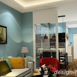Wood Partition Wall For Living Room With Aquarium Partition Idea