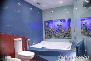 фото Аквариум в интерьере 28.11.2018 №175 - photo Aquarium in the interior - design-foto.ru