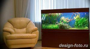 фото Аквариум в интерьере 28.11.2018 №177 - photo Aquarium in the interior - design-foto.ru