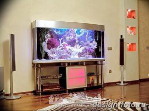 фото Аквариум в интерьере 28.11.2018 №180 - photo Aquarium in the interior - design-foto.ru