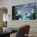фото Аквариум в интерьере 28.11.2018 №187 - photo Aquarium in the interior - design-foto.ru
