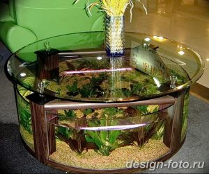 фото Аквариум в интерьере 28.11.2018 №190 - photo Aquarium in the interior - design-foto.ru
