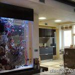 фото Аквариум в интерьере 28.11.2018 №192 - photo Aquarium in the interior - design-foto.ru