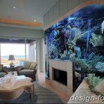фото Аквариум в интерьере 28.11.2018 №202 - photo Aquarium in the interior - design-foto.ru