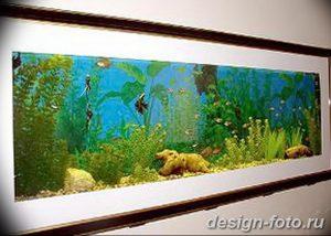фото Аквариум в интерьере 28.11.2018 №203 - photo Aquarium in the interior - design-foto.ru