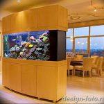 фото Аквариум в интерьере 28.11.2018 №208 - photo Aquarium in the interior - design-foto.ru