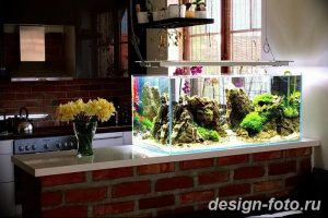 фото Аквариум в интерьере 28.11.2018 №211 - photo Aquarium in the interior - design-foto.ru