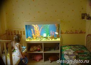 фото Аквариум в интерьере 28.11.2018 №212 - photo Aquarium in the interior - design-foto.ru