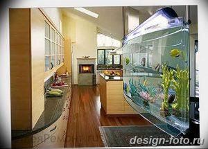 фото Аквариум в интерьере 28.11.2018 №224 - photo Aquarium in the interior - design-foto.ru